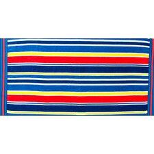 Sail Away Stripe Beach Towel