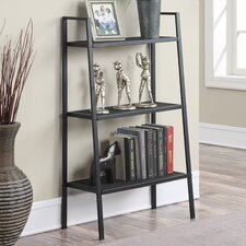 "Georgette 40"" Leaning Bookcase"