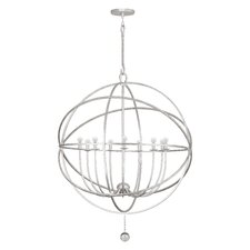 Gregoire 9-Light Candle-Style Chandelier