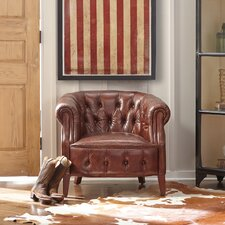 Gibson Barrel Chair by Highway To Home