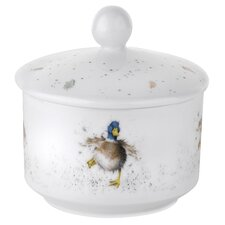 Wrendale Duck Sugar Bowl with Lid