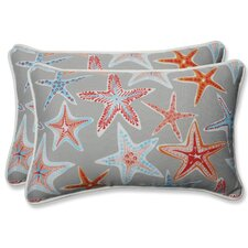 Stars Collide Indoor/Outdoor Lumbar Pillow (Set of 2)
