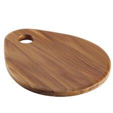 Wood Pantryware Teardrop Cutting Board