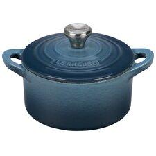 Cast Iron 0.33-qt. Round Cocotte