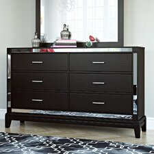 Simmons Casegoods Smethwick 6 Drawer Dresser by House of Hampton