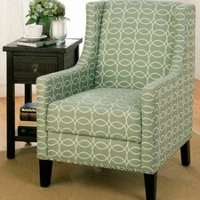 Westerly Wing back Chair by Beachcrest Home