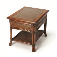 Silverbrook End Table by Bay Isle Home