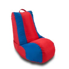 Double Stitched Bean Bag Lounger by Zoomie Kids