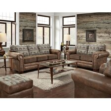 Deer Lodge 4 Piece Living Room Set