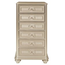 Banyan Lingerie 6 Drawers Accent Chest by House of Hampton®