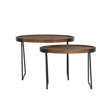 Loja 2 Piece End Table by Light & Living