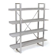 Melodie 71 Accent Shelves Bookcase by Laurel Foundry Modern Farmhouse