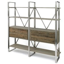 Montpetit 90 Etagere Bookcase by Laurel Foundry Modern Farmhouse
