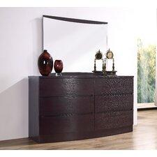 Carrabelle 6 Drawer Dresser