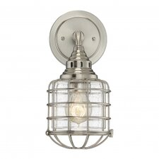 Connell 1-Light Armed Sconce