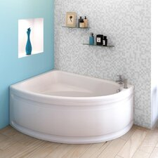 Offset Corner Bath Panel