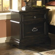 Barnys 2 Drawer Nightstand by Darby Home Co