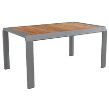 Cedric Outdoor Patio Dining Table by Latitude Run