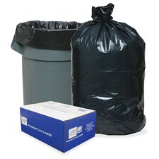 Heavy-duty Low Density 45 -Gal. Trash Bags