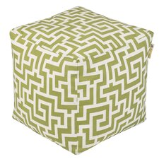 Crews Occassional Outdoor Pouf Ottoman