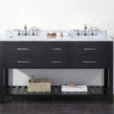 Sarasota 60 Double Bathroom Vanity Set by Ove Decors