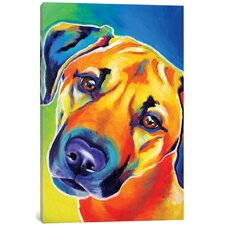 Lulu' Painting Print on Canvas  by East Urban Home