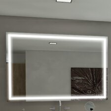 Harmony Illuminated Bathroom / Vanity Wall Mirror by Paris Mirror
