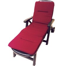 Deluxe Sun Lounger Cushion