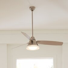 """54"""" Alden 3 Blade Ceiling Fan with Remote"""