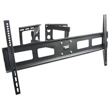 """Full Motion Articulating Fixed Corner Mount for 37"""" - 63"""" Flat Panel Screens"""
