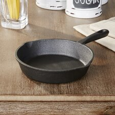 Wayfair Basics Non-Stick Cast Iron Frying Pan