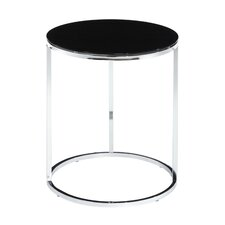 Boehm Round End Table by Varick Gallery