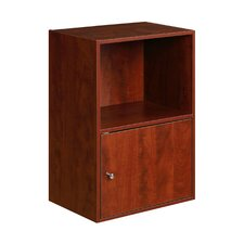 Mcgee 1 Door Accent Cabinet by Ebern Designs