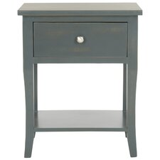Swansea End Table by Beachcrest Home