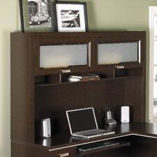 """Tuxedo 39.63"""" H x 59.5"""" W Desk Hutch"""