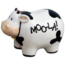 MOOLA!' Piggy Bank  by Prinz