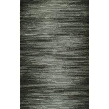 Delmar Hand-Tufted Graphite Area Rug