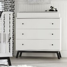 Rowan Valley Lark 3 Drawer Dresser Combo
