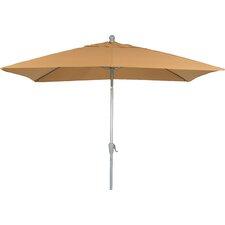9' QuickSilver Rectangular Market Umbrella