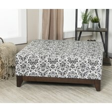 Bethany Printed Ottoman by Starfish