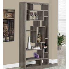 72 Cube Unit Bookcase by Monarch Specialties Inc.