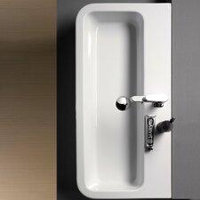 75 cm Wall Mount Sink