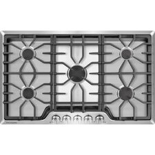 """36"""" Gas Cooktop with 5 Burners"""