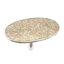 Glass Mosaic End Table by Cole & Grey