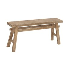 Wooden Dining Bench by Cole & Grey