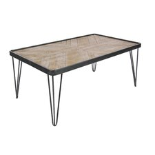Metal/Wood Coffee Table by Cole & Grey