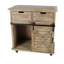 Storage 2 Drawer Accent Cabinet by Cole & Grey