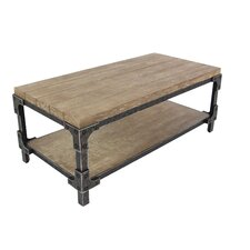 Wood Coffee Table by Cole & Grey