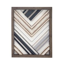 woodmetal wall dcor - Modern Wall Decor