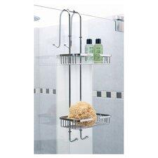 Nero Metal Hanging Shower Caddy